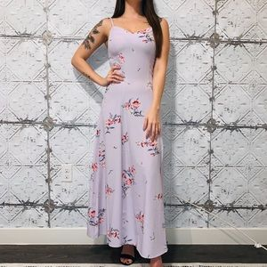 Nordstrom's Love, Fire Floral Maxi Dress